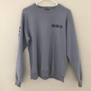 Brandy Melville Malibu Sweatshirt
